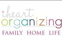 organization tips / by Katie Ingraham