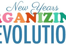 2013 Organizing Challenge / by Valerie Fry