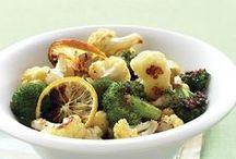 DINNER SIDE DISH RECIPES / by Rosie Lujan