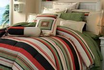 """Snooze Worthy Bedding / Your bed is the one place where second-best will never do. Quality sleep is an essential component of healthy living and comfortable sheets, comforters, quilts and other accessories can have a noticeable impact on your ability to fall asleep, stay asleep and feel well-rested when you wake. Browse ATG Stores to find bedding that will make you love your """"snooze"""" button even more. / by ATGStores.com"""