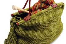 Bags for Knitting & Crochet / You can never have too many bags! / by CreatiKnit
