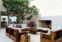backyard vision / Yard / by Inhale Design by Giannina Meidav