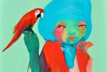 art / art  / by Inhale Design by Giannina Meidav