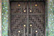 ROOM BITS :: doors / Doors & Architecture / by Inhale Design by Giannina Meidav