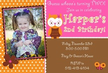 Harper's 2nd birthday / by Dawn Matlock