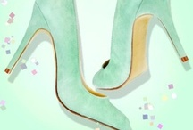 || Mint To Be || / Dream come true hues / by Town Shoes