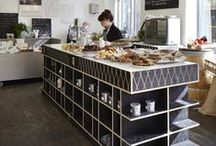 cafe :: bistro :: cake shop :: retail / Retail and Cafe / by Inhale Design by Giannina Meidav