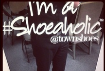 || Shoe-aholic™ Selfies || / Snap a Shoeaholic™ (or Town Guy) Selfie and get seen around Town! / by Town Shoes
