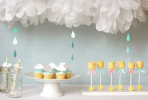Baby Shower Ideas / by Pink Lining