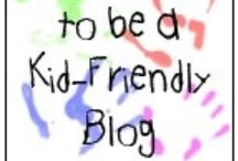 I'm a Kid-Friendly Blog! / These are 'must see' blogs if you have kids! They are the best places to find kid-friendly activities, crafts, art, and other kid inspired material!  / by Jamie Reimer