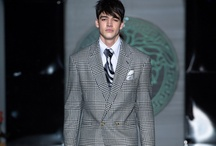 Versace Men's Collection Fall Winter 2013/14 / Versace Men's Collection for Next Winter  / by Versace