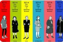 #ReadWomen2014 / by Manhattan Public Library