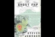 2014 K-State Common Book / The Ghost Map by Steven Johnson / by Manhattan Public Library