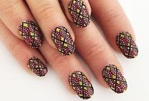 Nice Nails / by Elyse Reith