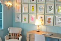 Kid's Rooms / The perfect rooms for kids! / by Design Chic-Kristy Woodson Harvey/Beth Woodson