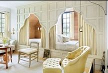 Beautiful Bedrooms / Bedrooms we love! / by Design Chic-Kristy Woodson Harvey/Beth Woodson
