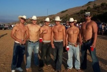 cowboys / there is just something about a cowboy that makes my heart skip a beat and my knees go weak....ENJOY! / by ~Cowgirl Lisa~