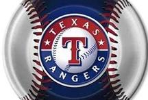 My Texas Rangers! / by Veronica Delgado