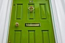 Doors and Windows! / by Veronica Delgado