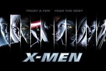 X-Men! / by Elizabeth