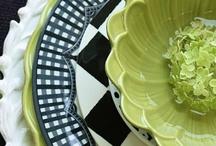 Plates...And More Plates! / by Veronica Delgado