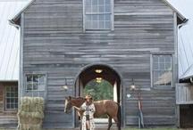 barns / by ~Cowgirl Lisa~