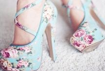 Walk a mile in my shoes / by Elizabeth