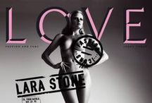 LOVE Magazine / by ⓜⓞⓝⓘⓒⓐ ⓔⓛⓨⓢⓔ