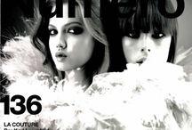 Numéro Magazine / by ⓜⓞⓝⓘⓒⓐ ⓔⓛⓨⓢⓔ