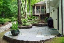 Landscaping / by Mary K Foth-Smith