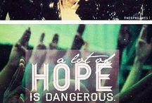Hunger Games. / hunger games >>>>> life / by Megan Gillen