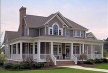DREAM HOME IDEAS / by Jessica Cress