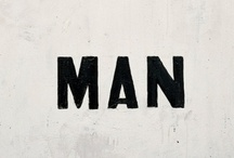 Thinking about man's perfil / by Clandio Zimmermann