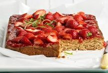 Strawberries / All things berry-licious! / by Alicia Gordon