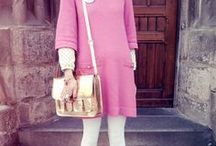 How to wear : Pink / Baby pink, hot pink any which way - inspiration on how to wear from the street  / by STEELE MyStyle