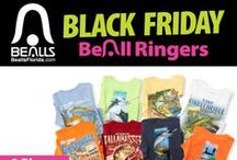 Black Friday Beall Ringers / by Bealls Florida