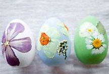 Hosting my first Easter / by Kristin Offiler