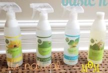 Cleaning Tips / by Bonnie Donahue