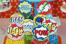 Birthday Parties! / by Lindy Boyles