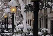 Winter / by Sheila Zeller Interiors