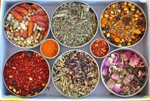 food: spice mixes / by Crystal Mullen
