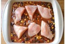 Dinner Recipes / by Becky Stevens