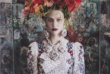Editorials I just love / Fashion editorials with great styling and very beautiful photos. / by Manu Luize