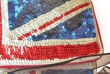 I like it British! / All things British and a lot of Union Jack print everywhere. / by Manu Luize