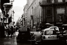 The streets / by Deedee' tm