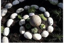 Garden & Rock Designs / by Julene Market
