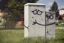Street Art / by REVOLVER DESIGN