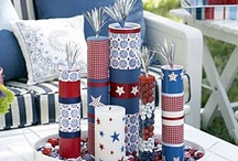 4th of July ~ Red White & Blue / by Sherry Berry