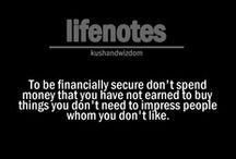 Finances / by Jessica Boltze