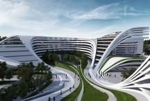 Architecture / by REVOLVER DESIGN